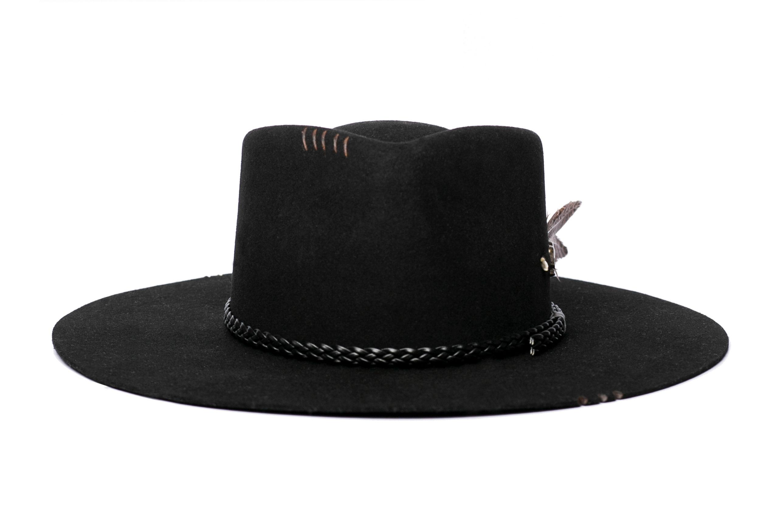 Rüyada Yuvarlak Siyah Yeni Şapka Almak Görmek