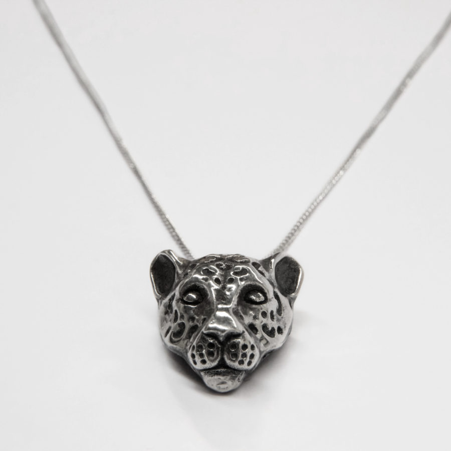 Balam Necklace Silver