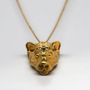 Balam Necklace Gold