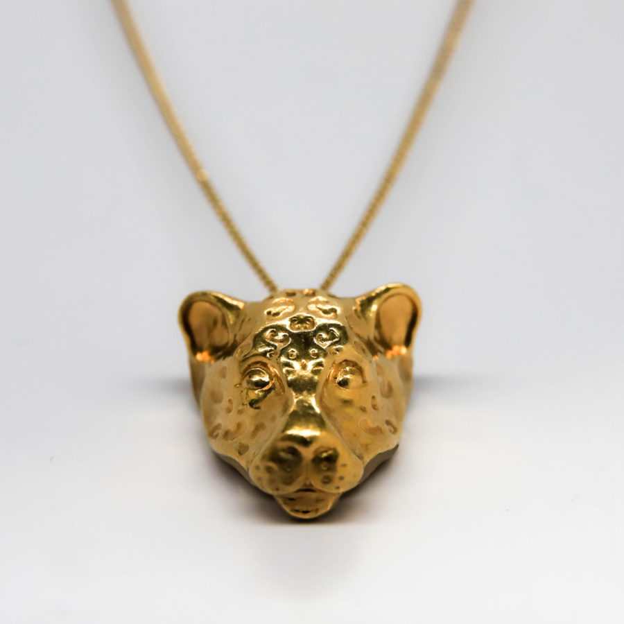 Balam Necklace Gold