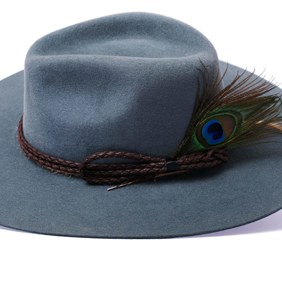 Navid Dark Gray Hat